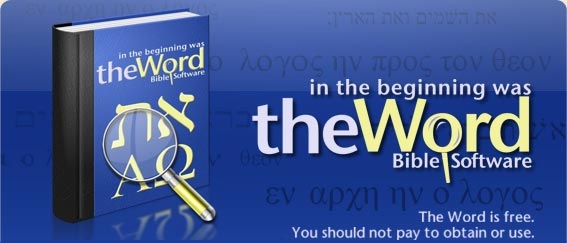 theWord header